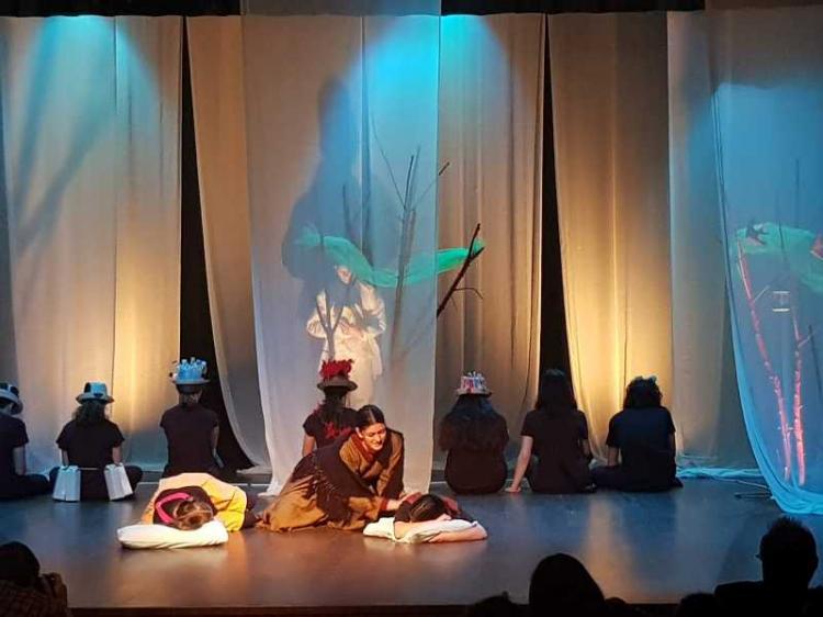 Τελετή απονομής επαίνων & βραβείων 7ης Θεατρικής Άνοιξης Εφήβων Γυμνασίων & Λυκείων Ημαθίας, Πιερίας και Πέλλας