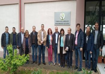 Περιοδεία του Χρήστου Γιαννούλη στην Ημαθία