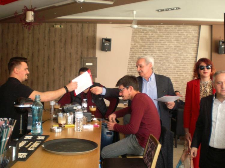 Ν. Χουντής : «Σ' αυτές τις περιφερειακές και ευρωπαϊκές εκλογές, η ψήφος μας έχει περισσότερο νόημα από ποτέ»