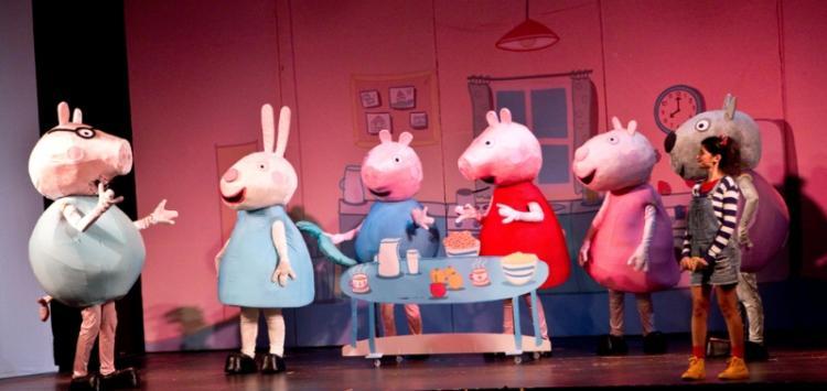 Η επίσημη θεατρική παράσταση «Το Όνειρο της Πέππα» την Κυριακή 21/4 στο κινηματοθέατρο ΣΤΑΡ