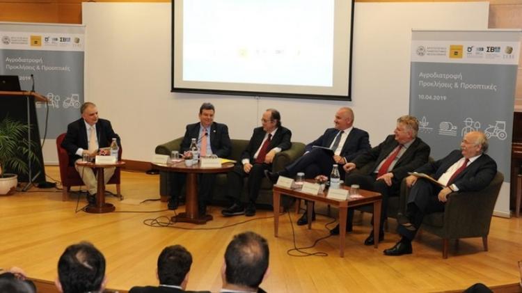 Ημερίδα της Τράπεζας Πειραιώς για τον πρωταγωνιστικό ρόλο του αγροδιατροφικού τομέα στην ανάπτυξη