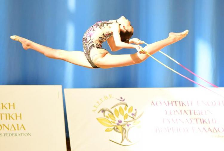 Μεγάλη εμφάνιση και πανάξια πρόκριση από τις νεανίδες αθλήτριες Μ.Παυλίδου και Σ.Βέργου του ΑΟΡΓ Βέροιας