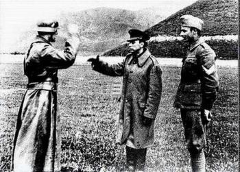 Ο 102χρονος Γιάννης Κόζαρτσης, θείος του Γιώργου Σοφιανίδη, που πολέμησε τους Ναζί στο οχυρό του Ρούπελ!