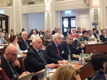 Τα επίκαιρα ζητήματα υγείας, το προσφυγικό και το brexit, στη σύνοδο των Ι.Σ. της Ευρώπης, στη Μάλτα  -Ειδικός εισηγητής ο Αν.Βασιάδης