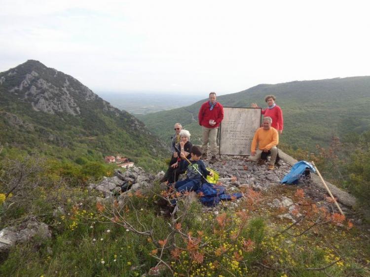 Μονοπάτι Μέγα Αλέξανδρου ( Βεργίνα – Γαλακτό), 14 Aπριλίου 2019, με τους Ορειβάτες Βέροιας