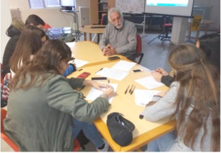 5ο Γενικό Λύκειο Βέροιας : Ευρωπαϊκό Πρόγραμμα Erasmus+ KA2 «Δημοκρατία και Αειφορία»