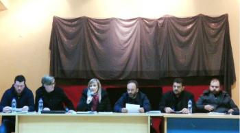 Επίσκεψη Αγροτικού Συλλόγου Ημαθίας στο υποκατάστημα του ΕΛΓΑ στη Βέροια