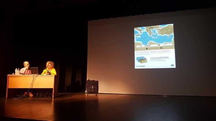Εκδηλώσεις του Δημοτικού Σχολείου Κουλούρας στην Αντωνιάδειο Στέγη Γραμμάτων και Τεχνών Βέροιας