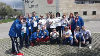 Το ΚΕΜΑΕΔ συγχαίρει τους συμμετέχοντες του Κέντρου Μέριμνας στον 14ο Διεθνή Μαραθώνιο «ΜΕΓΑΣ ΑΛΕΞΑΝΔΡΟΣ» στη Θεσσαλονίκη