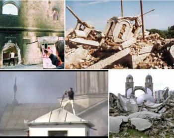 Οι «Παναγίες των Παρισίων» του Κοσόβου!