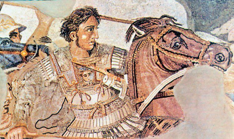 Από την Πέλλα ξεκίνησε ο Αλέξανδρος, επιστολή του Ι.Καρατσιώλη