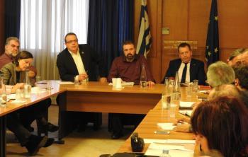 Σύσκεψη στο ΥπΑΑΤ για το σύστημα ανακύκλωσης κενών συσκευασιών φυτοπροστατευτικών προϊόντων