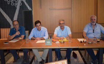 Ενημέρωση για την εκλογική διαδικασία στην Κεντροαριστερά από τα μέλη της επιτροπής στην Ημαθία
