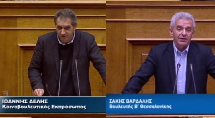 Κοινοβουλευτική παρέμβαση ΚΚΕ για τις ζημιές από χαλαζοπτώσεις στα οπωροφόρα της Π.Ε. Ημαθίας και της Π.Ε. Πέλλας