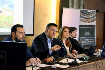 Ο Περιφερειάρχης Κ. Μακεδονίας Απ. Τζιτζικώστας ανακοίνωσε την έναρξη του νέου πολιτιστικού θεσμού της Θεσ/νίκης, το Φεστιβάλ Επταπυργίου