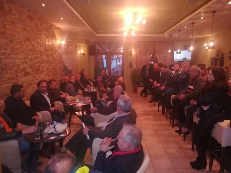 Κ.Βοργιαζίδης προς τους ανθρώπους της υπαίθρου : «Θα συνεχίσω να είμαι δίπλα σας και τη νέα τετραετία»