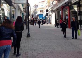 Αυξημένη κίνηση στην αγορά τη Μ. Εβδομάδα προσδοκούν οι έμποροι της Βέροιας