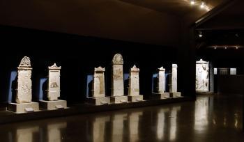 Επίσκεψη του Γυμνασίου Βεργίνας στη βασιλική ταφική συστάδα των Τημενιδών στον αρχαιολογικό χώρο των Αιγών