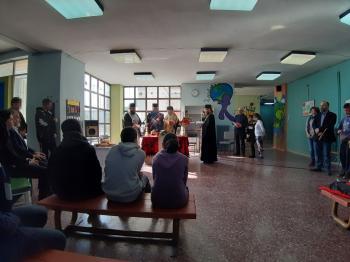 Ευχέλαιο στο Ειδικό Επαγγελματικό Γυμνάσιο Λύκειο Βέροιας