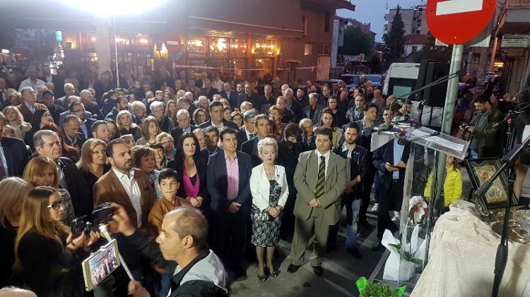Γεωργία Μπατσαρά : «Πρώτοι στην πρώτη και πρώτοι στη δεύτερη Κυριακή»