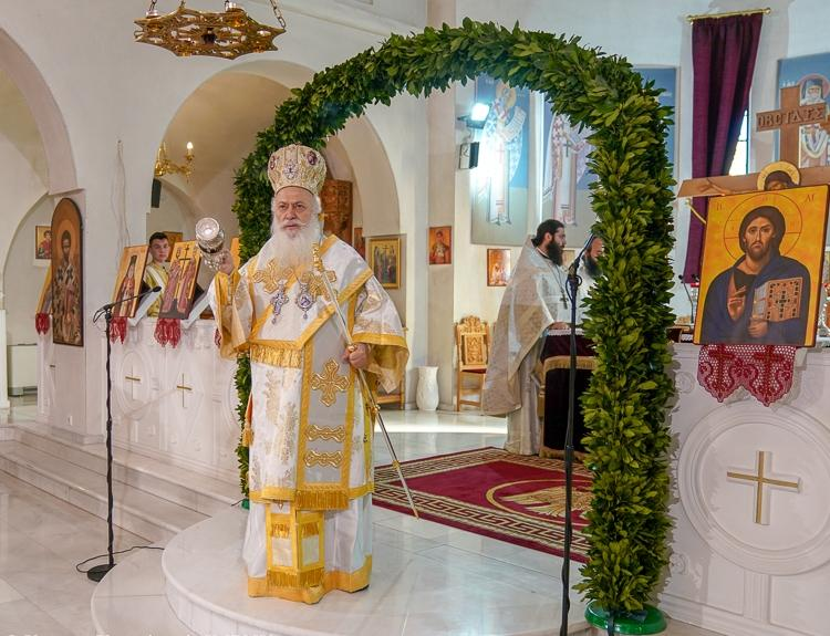 Η εορτή του Αγίου και Δικαίου Φίλου του Χριστού Λαζάρου στο Διαβατό Ημαθίας