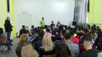Εκδήλωση με τον Toli Lerios στην Πρωτοβουλία για το Παιδί