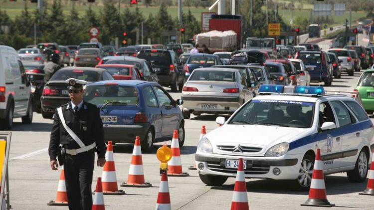 Εντατικοποιούνται τα μέτρα ασφάλειας, αστυνόμευσης και τροχαίας την εορταστική περίοδο του Πάσχα, σε όλη τη χώρα