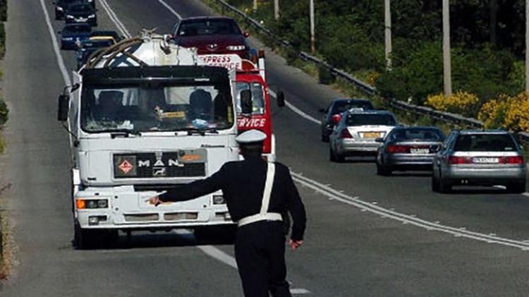 Απαγόρευση κυκλοφορίας φορτηγών ωφέλιμου φορτίου άνω του 1,5 τόνου κατά την περίοδο των εορτών του Πάσχα και Πρωτομαγιάς