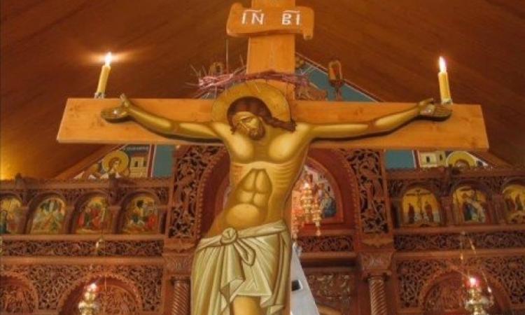 Σήμερον κρεμάται επί ξύλο ο Υιός του Ανθρώπου