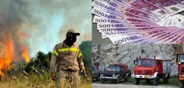 133.000 ευρώ στους 3 Δήμους της Ημαθίας για την κάλυψη δράσεων πυροπροστασίας
