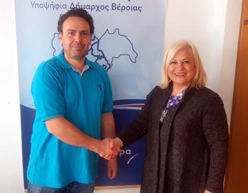 Και ο Σωτήρης Σαρηγιαννίδης υποψήφιος με τη Γεωργία Μπατσαρά
