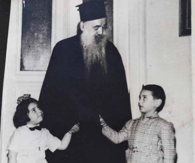 Πάσχα του 1960 στο Φανάρι με το μακαριστό Οικουμενικό Πατριάρχη, Κυρό Αθηναγόρα!
