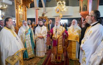 Η Εορτή των νεοφανών Αγίων Ραφαήλ, Νικολάου και Ειρήνης στην Ιερά Μητρόπολη Βεροίας