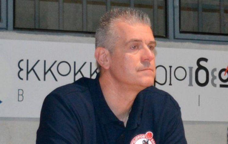 Δημήτρης Γκίμας: «Θα κάνουμε πρωταθλητισμό»