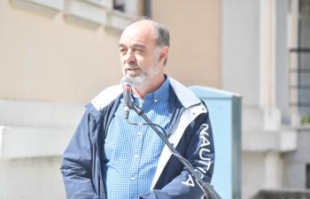 Μικρή συμμετοχή στις συγκεντρώσεις στη Βέροια για τον εορτασμό της Εργατικής Πρωτομαγιάς