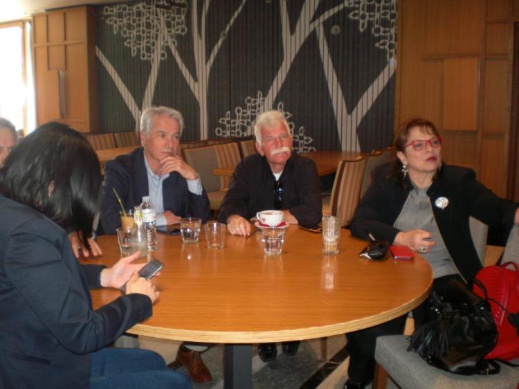 Ο Χρήστος Παπαστεργίου παρουσίασε τους υποψηφίους περιφερειακούς συμβούλους Ημαθίας