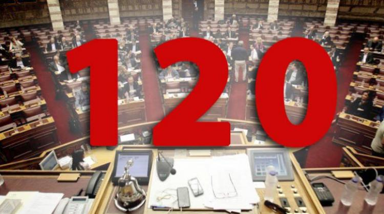 Κατατίθεται σήμερα, Δευτέρα, στη Βουλή το νομοσχέδιο για τις 120 δόσεις