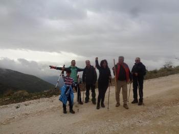 ΒΕΡΜΙΟ, Κορυφή ( Αγκάθι ) 1650μ, Κυριακή 5 Μαϊου 2019, με τους ορειβάτες Βέροιας
