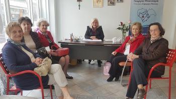 Γεωργία Μπατσαρά : «Να αξιοποιηθεί ο πολιτιστικός πλούτος του Λυκείου Ελληνίδων Βέροιας»