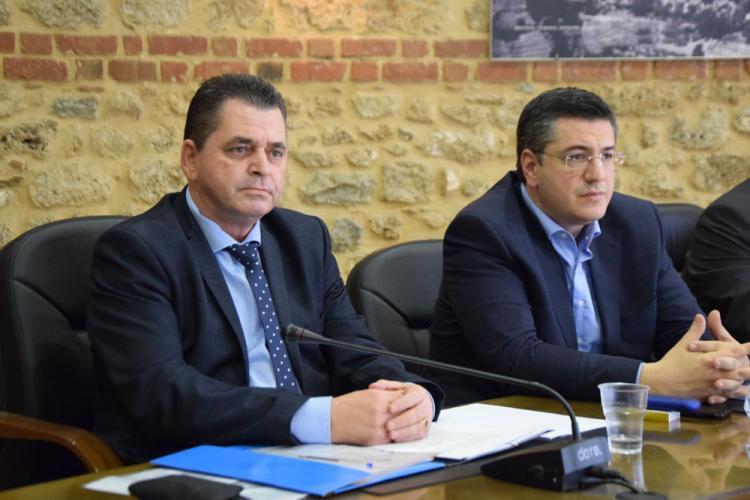 Κ. Καλαϊτζίδης : «Κάνοντας πράξη την αλληλεγγύη, στηρίξαμε δράσεις με κοινωνικό έργο ουσίας»