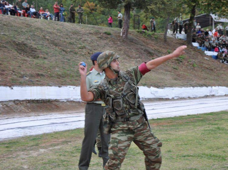 Πετυχημένοι οι στρατιωτικοί αγώνες μνήμης για τα 120χρονα της 1ης Μεραρχίας Πεζικού!