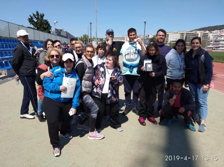 «Τα Παιδιά της Άνοιξης» σε αγώνες στίβου ΑμεΑ την Τετάρτη 17 Απριλίου 2019
