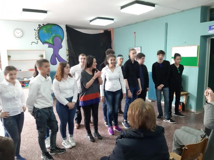 Θεατρική παράσταση και αθλητικές εκδηλώσεις στο Ενιαίο Ειδικό Επαγγελματικό Γυμνάσιο-Λύκειο Βέροιας