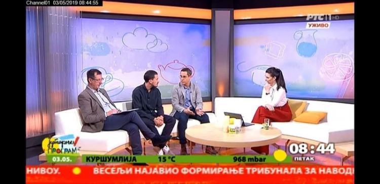 Η Περιφέρεια Κεντρικής Μακεδονίας στο «4ο Ελληνικό Σαββατοκύριακο» στο Βελιγράδι
