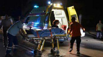 Νεκρός 22χρονος οδηγός αυτοκινήτου σε τροχαίο δυστύχημα έξω από τη Βέροια χθες το βράδυ