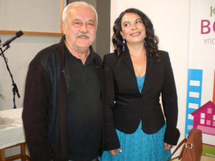 Εγκαινιάστηκε το εκλογικό κέντρο του συνδυασμού «Δράση με Γνώση» του υποψηφίου δημάρχου Βέροιας Κώστα Βοργιαζίδη