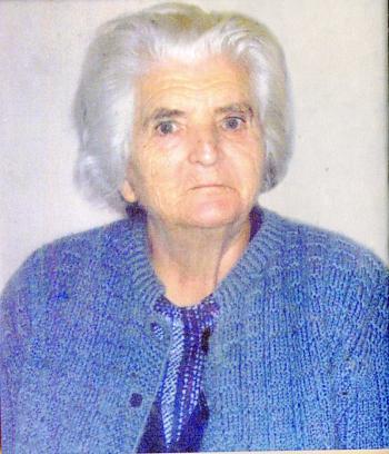 Σε ηλικία 85 ετών έφυγε από τη ζωή η ΟΛΓΑ ΙΩΑΝ. ΤΣΙΑΜΗ