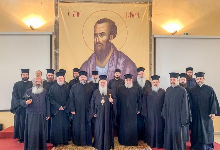Ολοκληρώθηκε το Επιμορφωτικό Σεμινάριο των Κληρικών στην Ι. Μ. Βεροίας