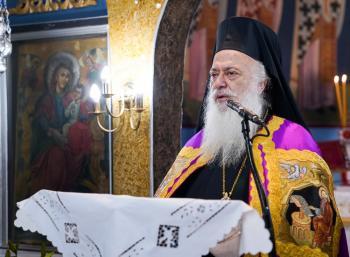 Εορτάστηκε η μνήμη του Αγίου Χριστοφόρου στον Πολυπλάτανο