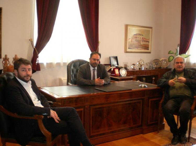 Ν. Ανδρουλάκης : «Διψήφιο το ποσοστό του ΚΙΝΑΛ στις ευρωεκλογές της 26ης Μαϊου»